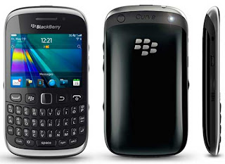 Handphone, BlackBerry, Curve 9320
