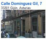 * Estamos en el centro de Gijón.    A unos metros de la playa y de los Jardines del Náutico