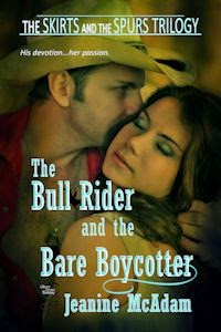 The Bull Rider and the Bare Boycotter