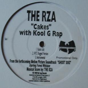 RZA / Mr. Suga Bang Bang – Cakes / Don't Test (VLS) (1999) (192 kbps)