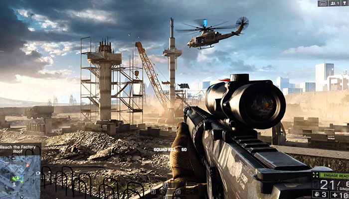 free online sniper shooting games