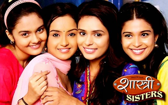 Shastri Sisters 24th January 2015 Colors Tv