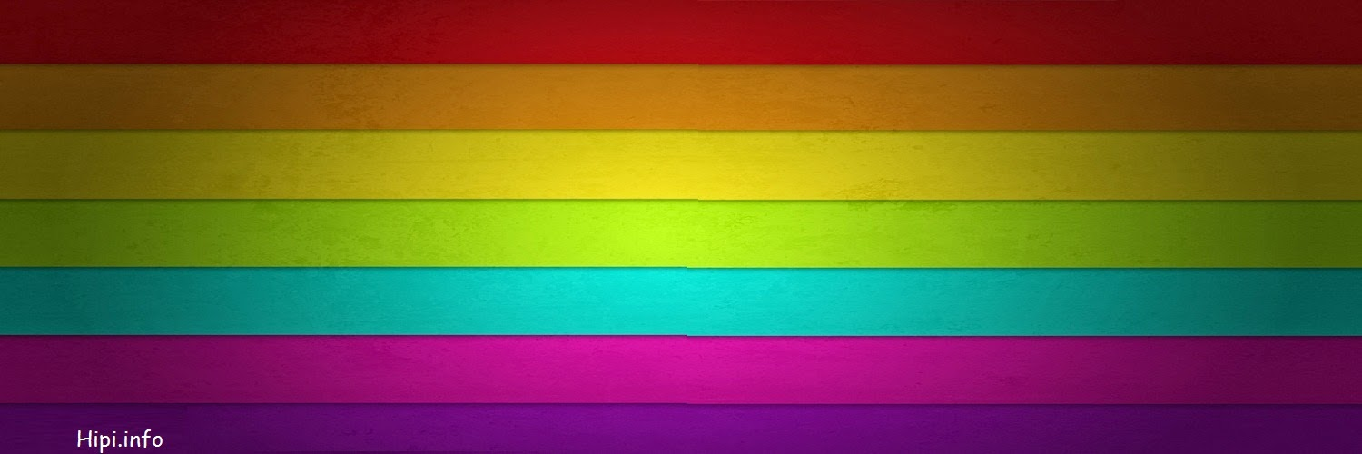 Headers / Facebook Covers / Wallpapers / Calendars: Colour Stripes ...