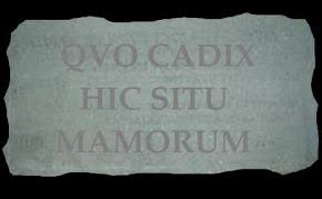 arribe cantin cursi latín... las Ruinas