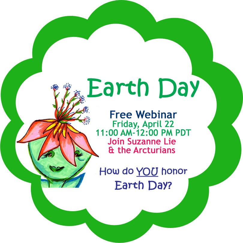 FREE Earth Day Webinar!
