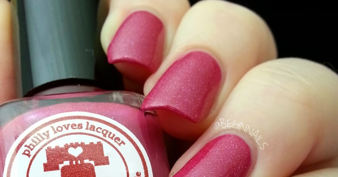 Let\'s Begin Nails: Lacquer Chic Exclusive Philly Loves Lacquer ...