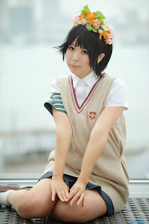 Toaru Majutsu no Index Uiharu Kazari cosplay by Makiron
