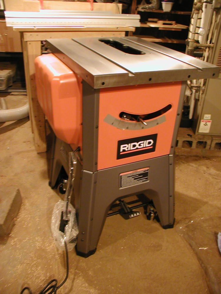 Furnitude ridgid r4512 table saw wings and rails ridgid r4512 table saw wings and rails greentooth Images