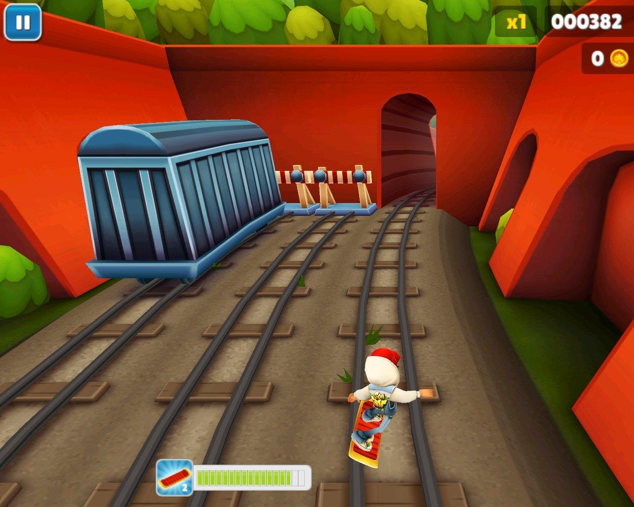 Link Download: Game Subway Surfer PC Full Version