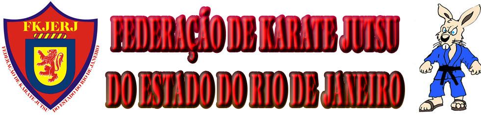 Federação de Karate Jutsu  do Estado do Rio de Janeiro