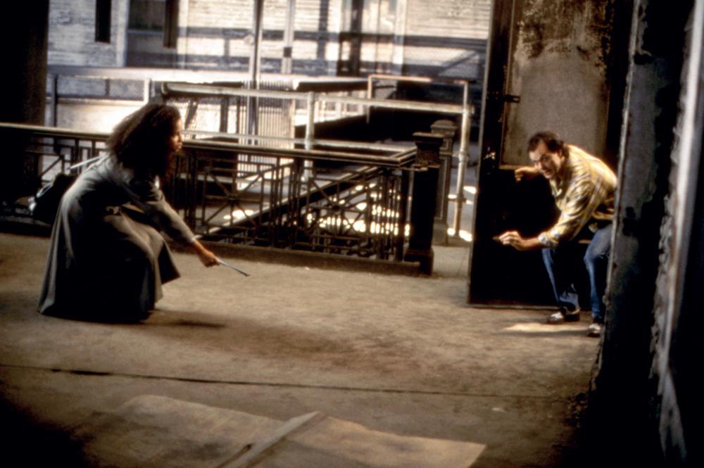 Los tramposos de la loto, Michael Keaton