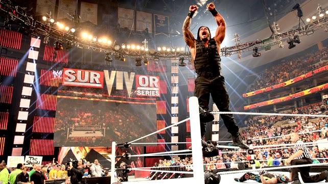 the wrestling blog united we spear wwe survivor series 2013 review