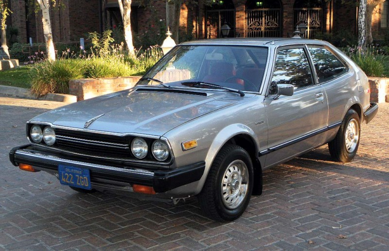 Daily Turismo: 5k: 1980 Honda Accord; Minty Clean