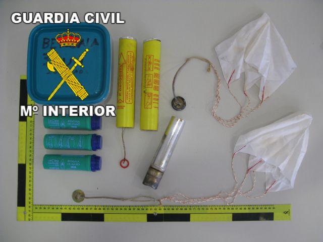 San javier san javier la guardia civil detiene a una for Ministerio del interior guardia civil