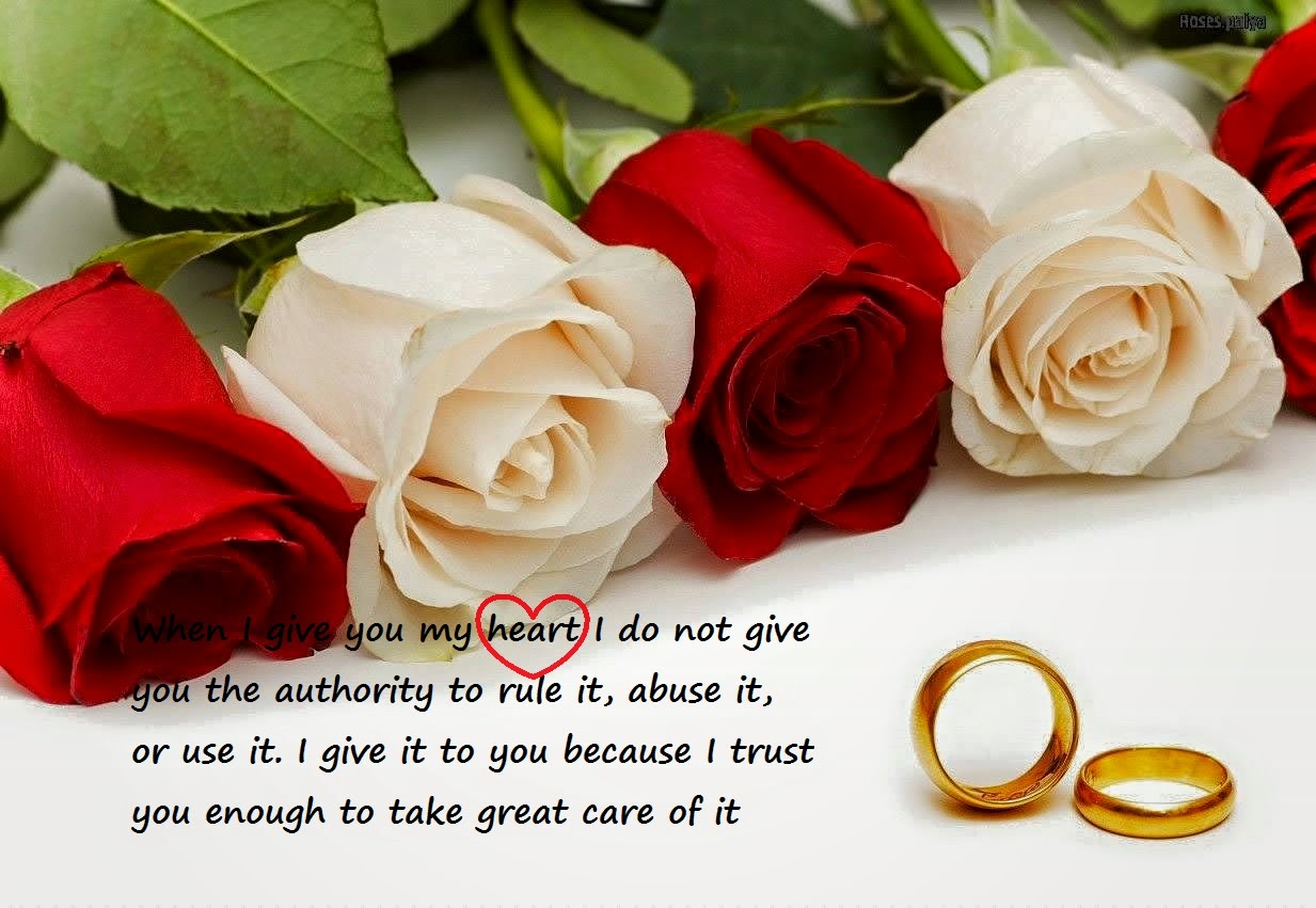 Love Quote Friendship Quote Heart Trust Quote Flowers Background Rule Take Care Quote