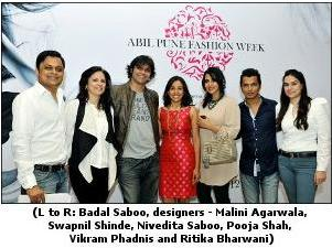 ABIL Pune Fashion Week Season III to be held from 11th April 2012