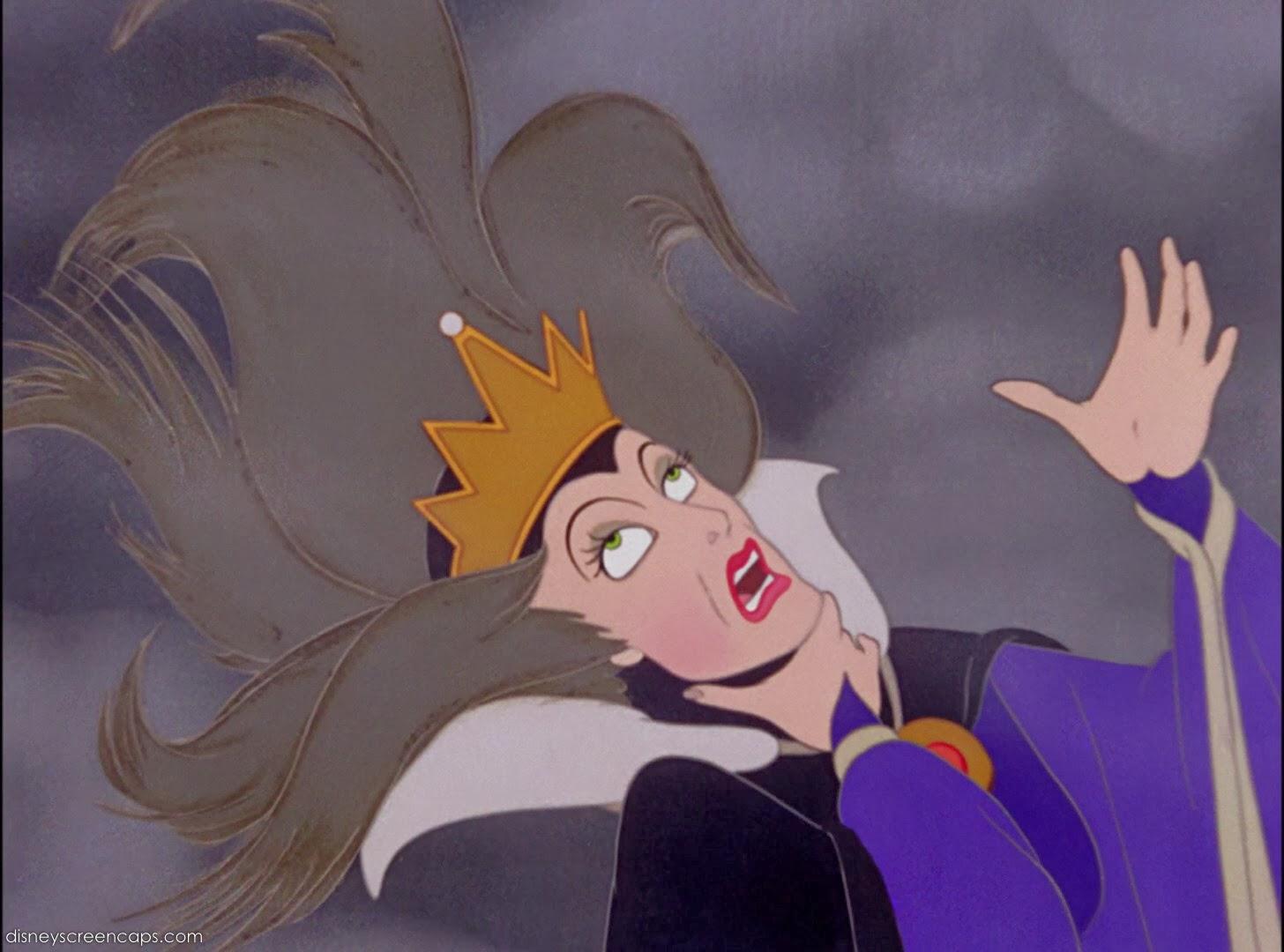 Prince fights enchantress to save princess.
