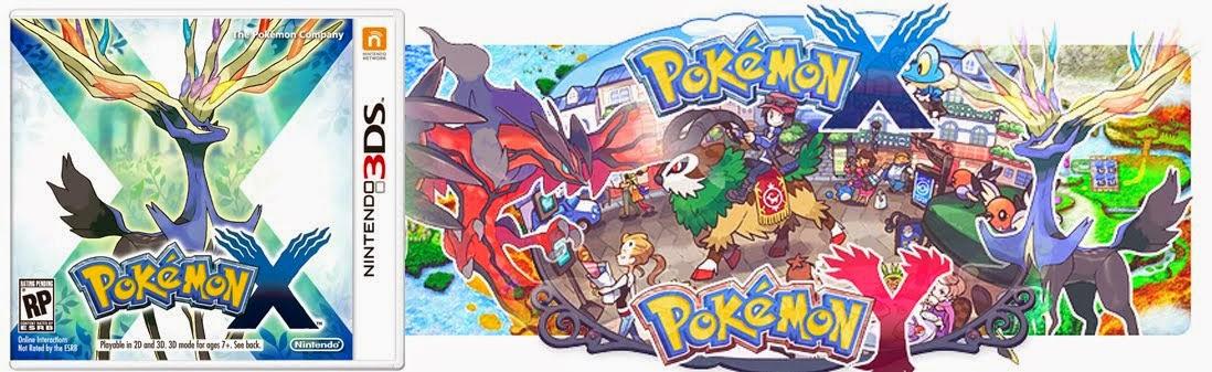 Pokemon X and Y beta 100% working june 2013