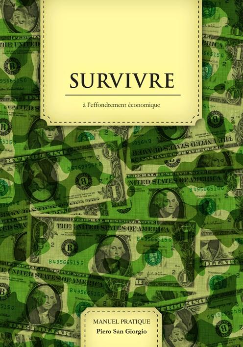 Livre de Piero San Giorgo : Survivre à l'effondrement économique