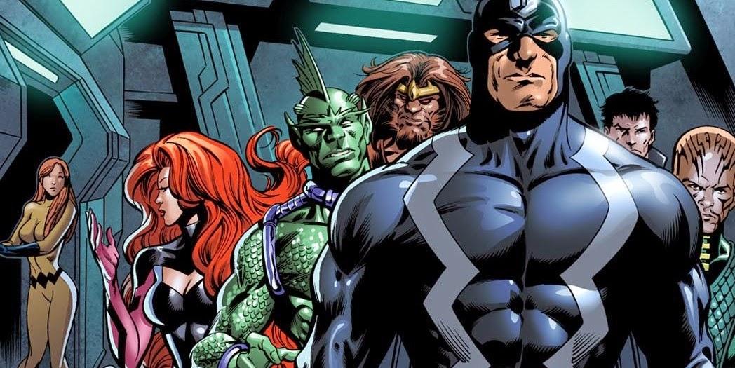Marvel Studios está desenvolvendo adaptação de Os Inumanos; o roteiro já está concluído