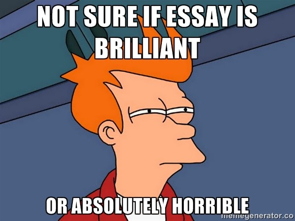 really good college essays