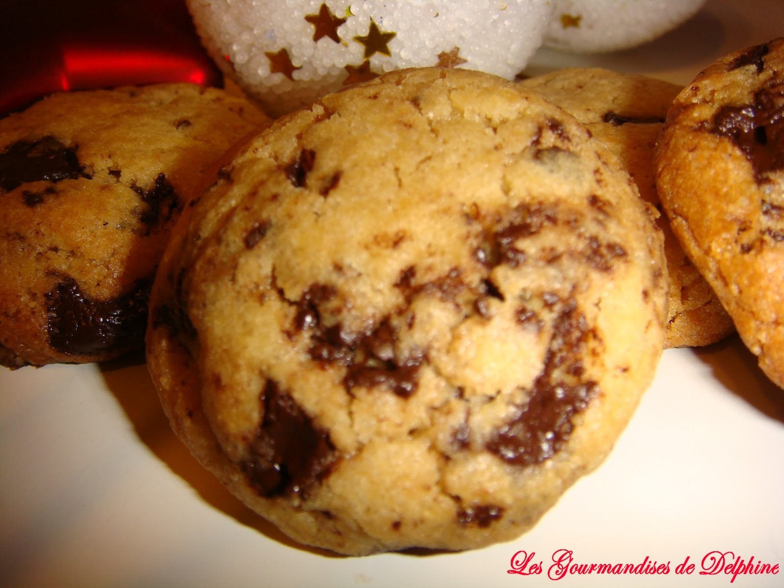 caramel chocolat cookies au beurre de cacahu tes. Black Bedroom Furniture Sets. Home Design Ideas