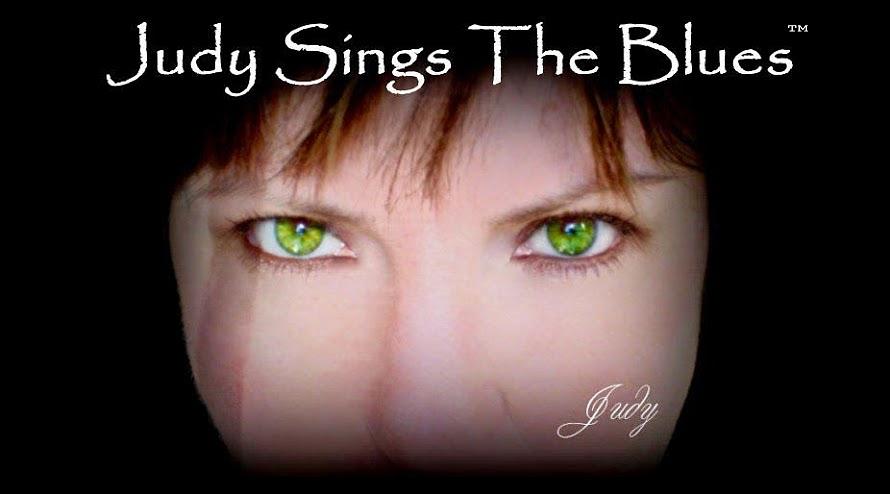 Judy Sings The Blues