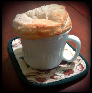 Recipe: Chicken pot pie