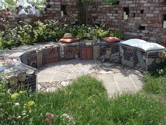 Muur Ideeen Tuin : Ideeën om je muur om te toveren tot een verticale tuin
