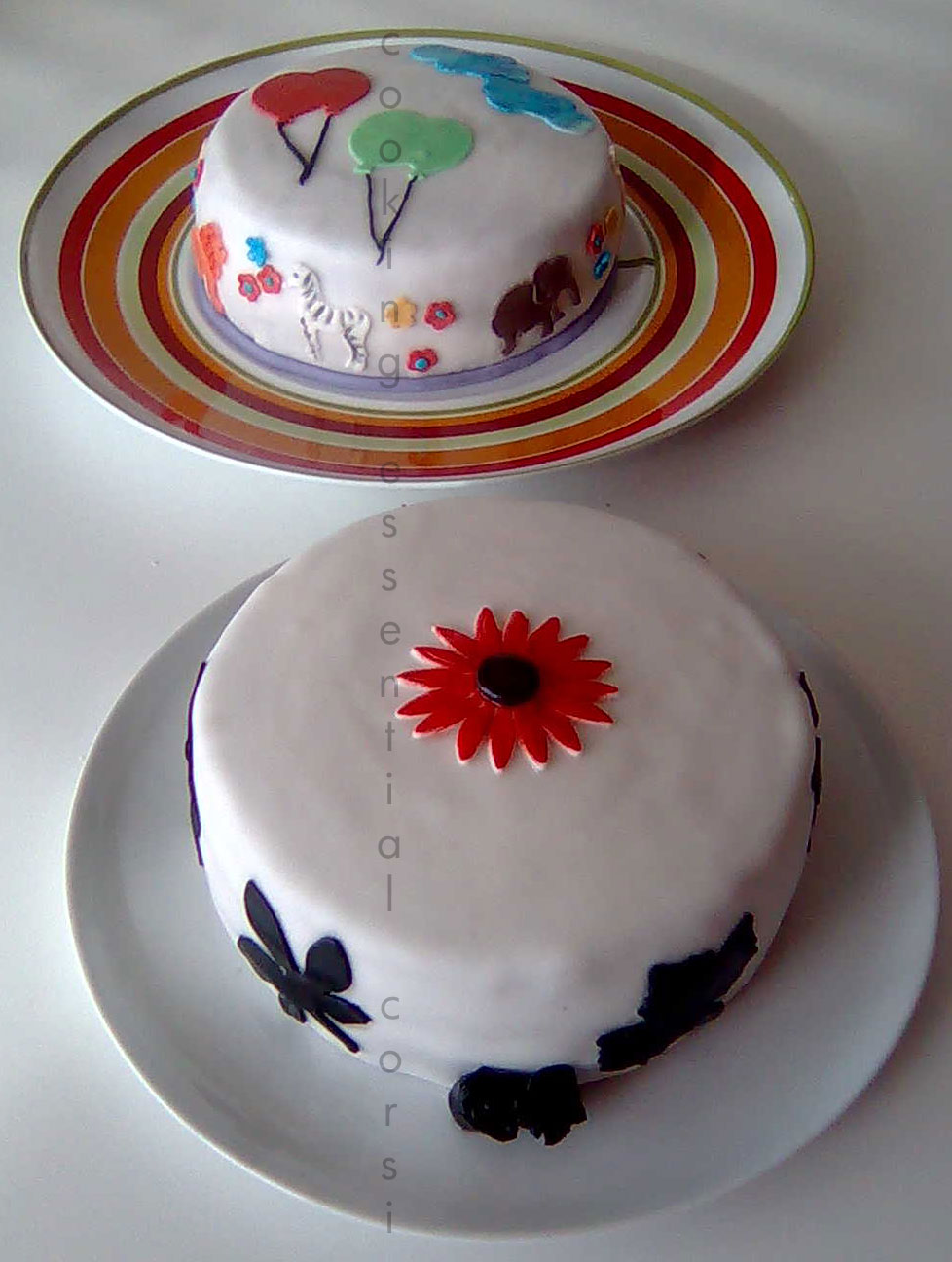Cooking Essential: I Corsi di Cake Design