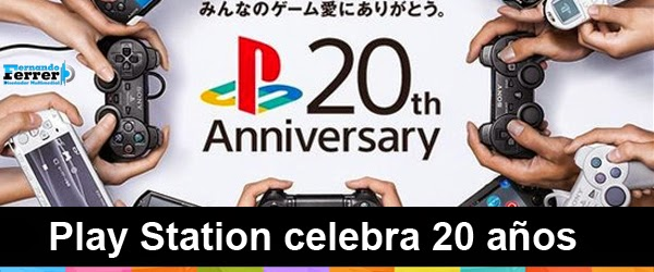Play Station 20th Anniversary