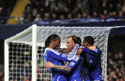 Chelsea 2 - 1 Manchester City (1)
