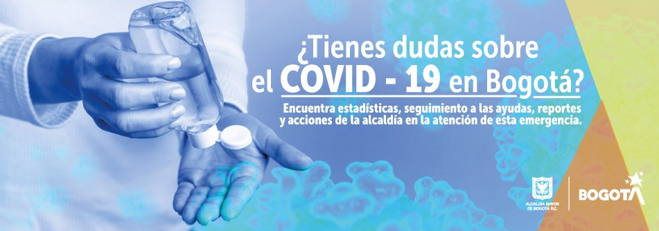 Covic-19 en Bogotà