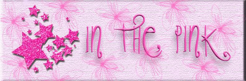 I am a Pink lady!