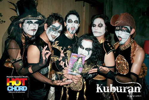 Kuburan Band