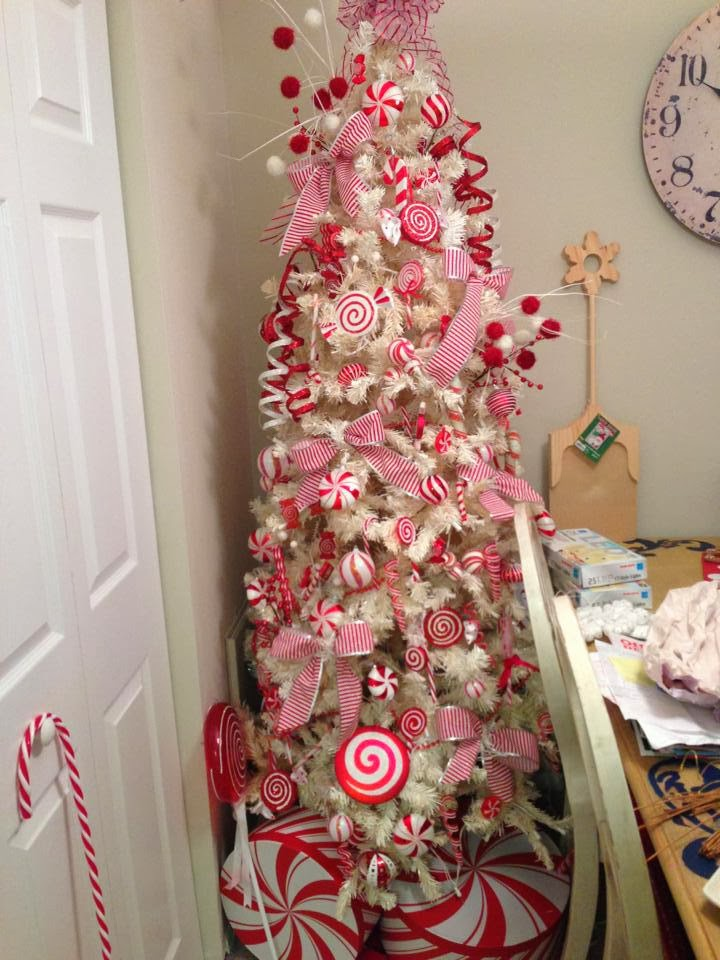 Crazy Christmas Tree