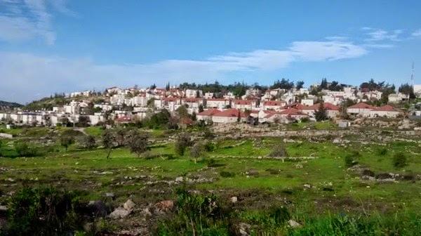 Colônia israelense de Beit El, a ilegalidade da ocupação