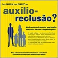 auxílio-reclusão, INSS, Previdência Social