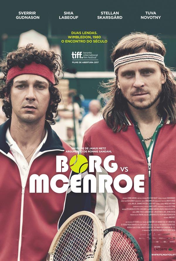 Borg vs McEnroe Legendado