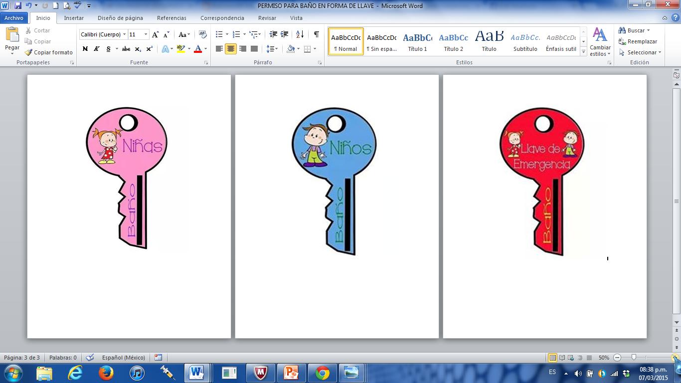 Imagenes de ba o animadas for Embolo para llave de bano
