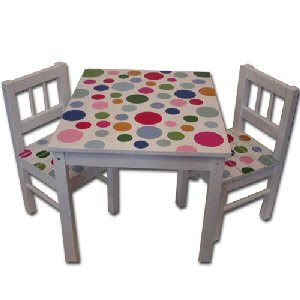 Kids table chairs designs ideas