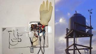 Estação meterológica com Arduino