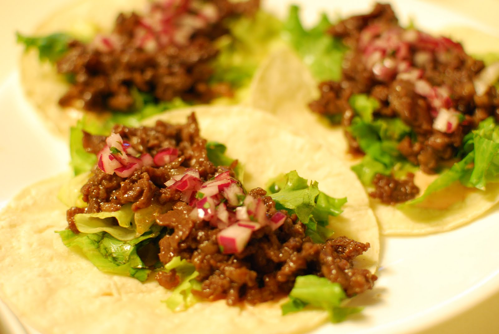 Seattle in My Mouth!: Korean Bulgogi Taco
