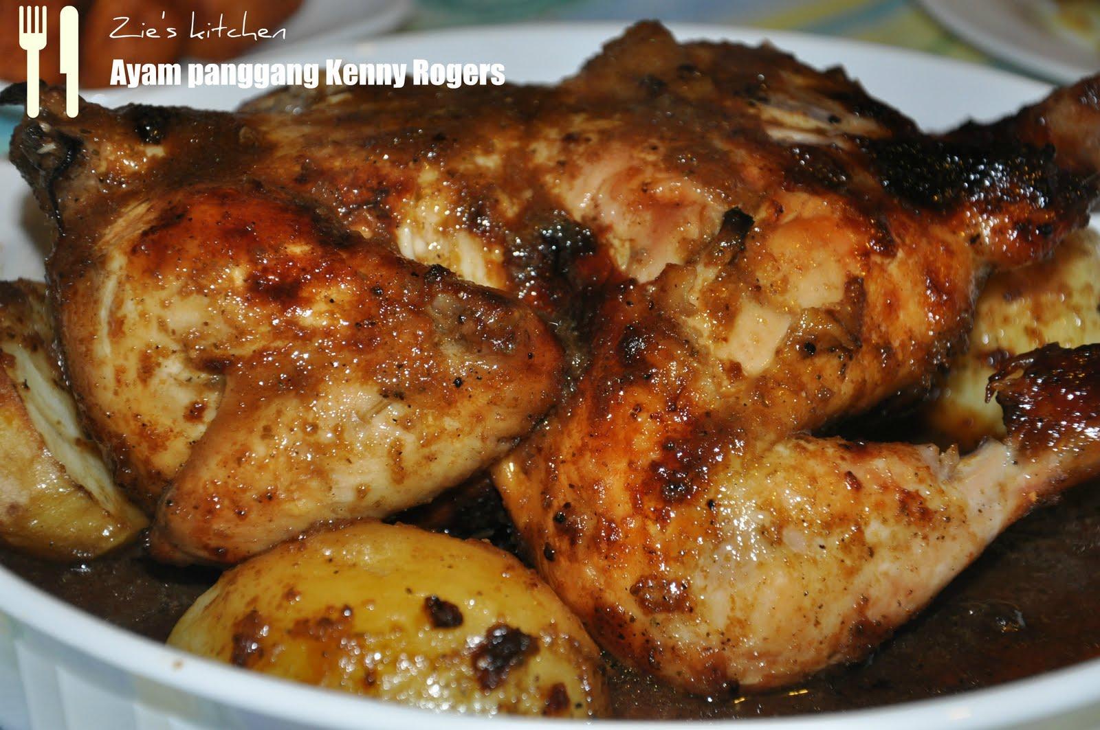 dok makan ayam goreng ayam masak pedas kari ayam dan masakan ayam
