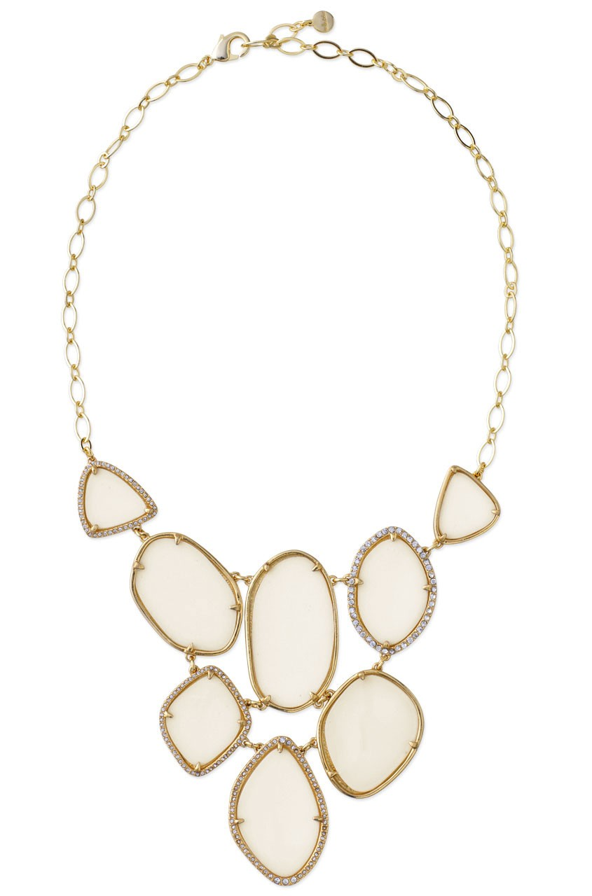 the peak of tr 232 s chic stella and dot fiona bib necklace