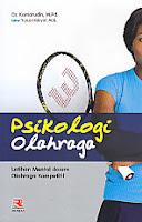 toko buku rahma: buku PSIKOLOGI OLAHRAGA, pengarang komarudin, penerbit rosda