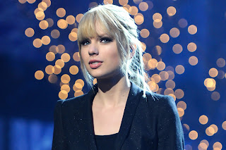 Taylor Swift - is she breaking up One Direction?