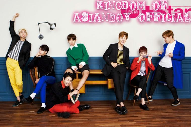 환영 친구.Kingdom oF AsianBoy