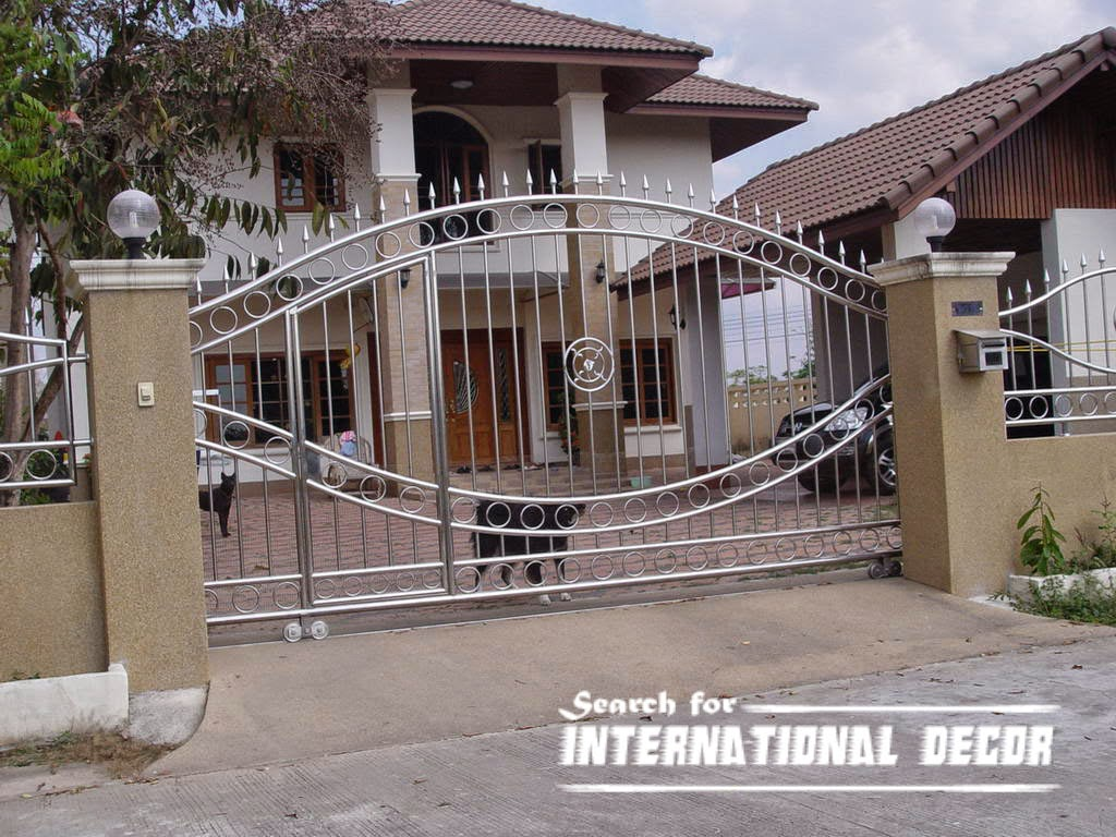 Home Entrance Gate Design Home Design And Style   Entrance gate designs for  home. Entrance Gates For Homes Entrance Ideas  40 Modern Entrances