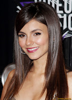 Victoria Justice 28th Annual MTV Video Music Awards at Nokia Theatre L.A. LIVE